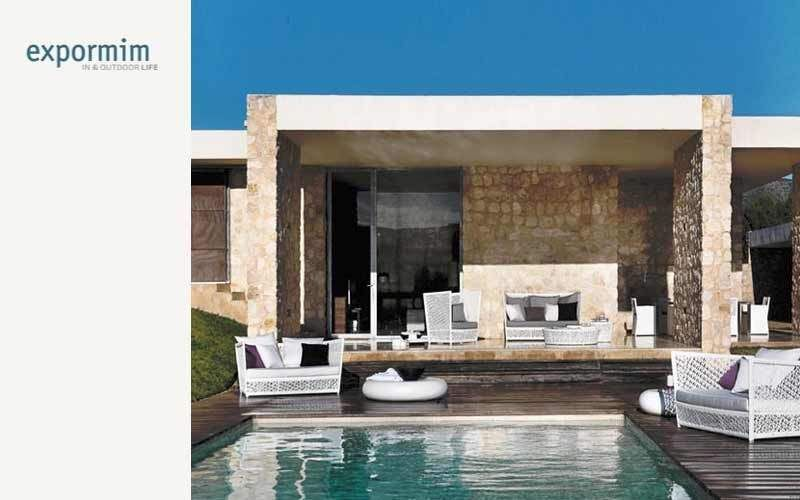 EXPORMIM Jardin-Piscine | Design Contemporain