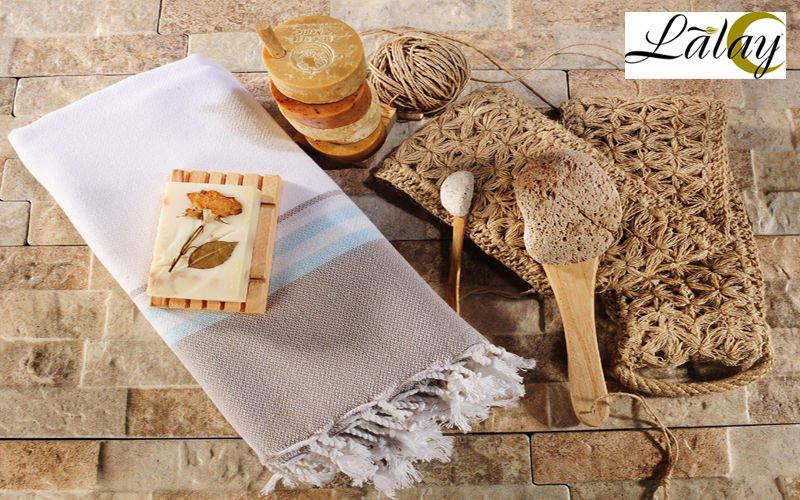 Lalay Fouta serviette de hammam Linge de toilette Linge de Maison Salle de bains |