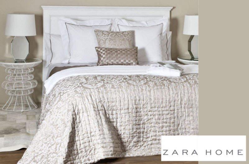 Zara Home Boutis Couvre-lits Linge de Maison Chambre | Charme