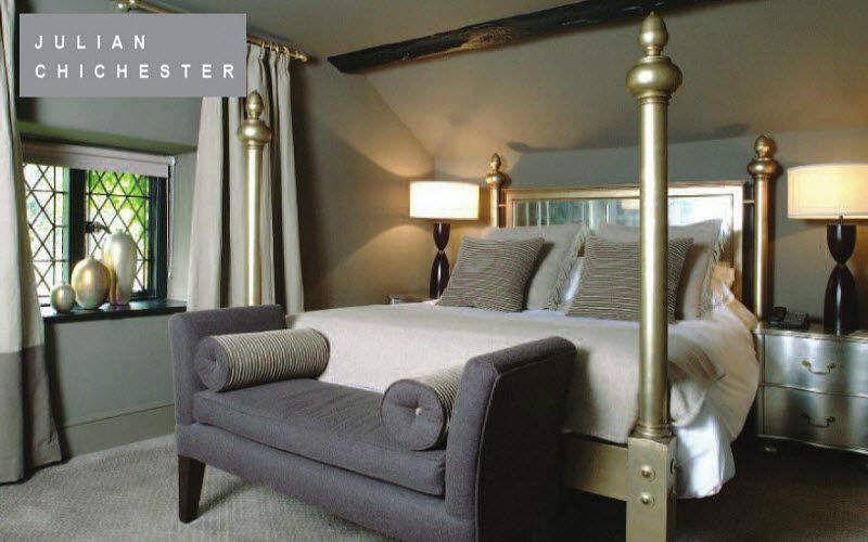 Julian Chichester Designs Chambre Chambres à coucher Lit Chambre | Classique