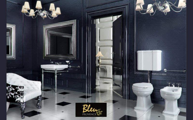 Tous les produits deco de bleu provence decofinder - Salle de bain gris bleu ...
