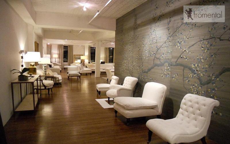 Fromental Papier peint panoramique Papiers peints Murs & Plafonds Salon-Bar | Ailleurs