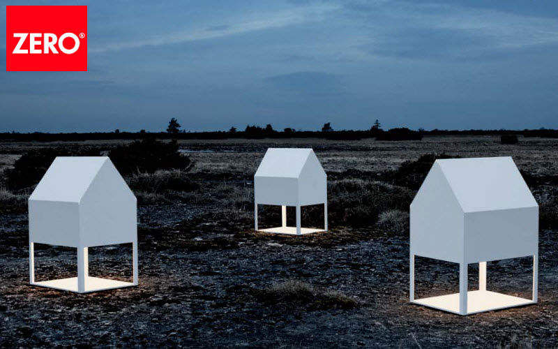 lampe de jardin luminaires de sol decofinder. Black Bedroom Furniture Sets. Home Design Ideas
