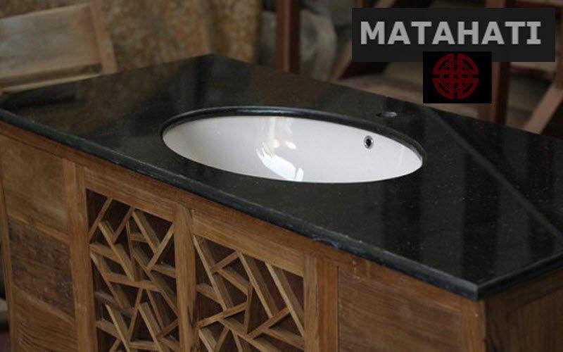 Matahati Meuble vasque Meubles de salle de bains Bain Sanitaires  |