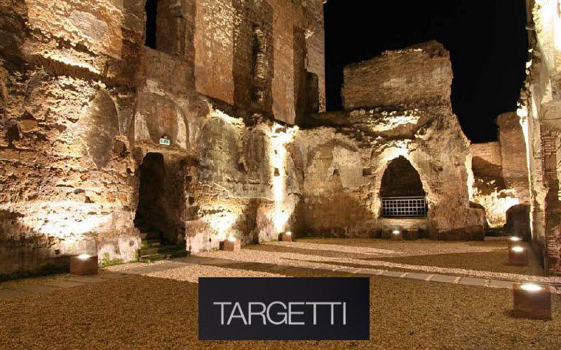 Targetti Eclairage architectural Divers luminaires d'extérieur Luminaires Extérieur  |