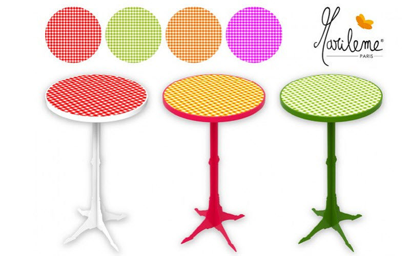 Table bistrot tables de repas decofinder - Table ronde de bistrot ...