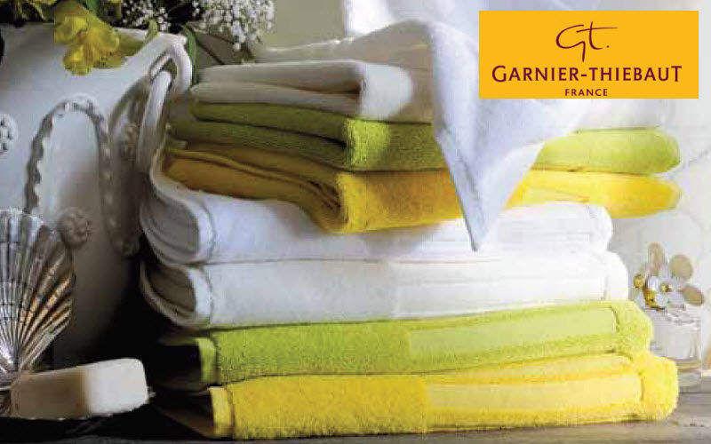 Garnier Thiebaut Serviette de toilette Linge de toilette Linge de Maison  |