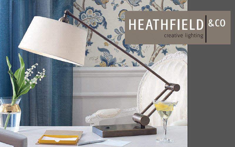 Heathfield & Company Lampe de bureau Lampes Luminaires Intérieur  | Classique