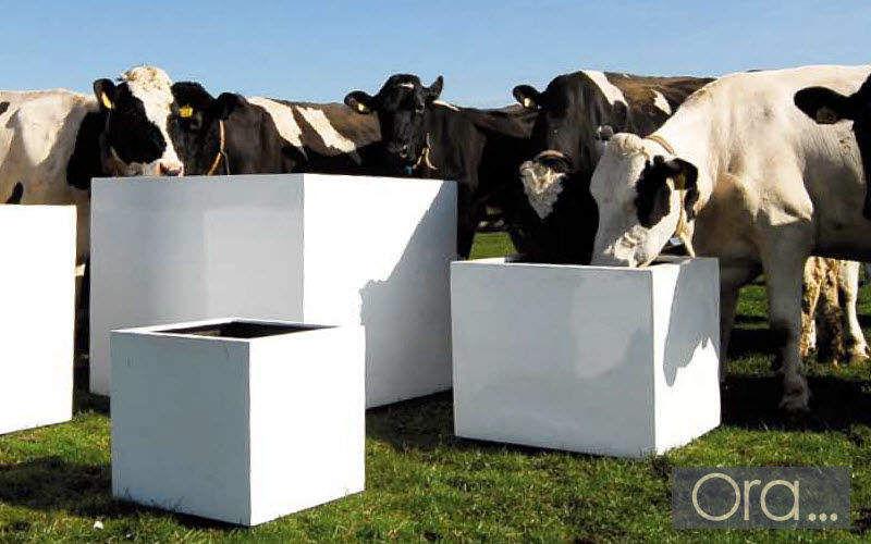 ORA HOME Pot de jardin Pots de jardin Jardin Bacs Pots Terrasse | Design Contemporain