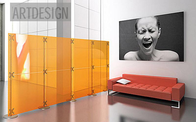 ARTDESIGN Cloison de bureau Cloisons & Panneaux acoustiques Murs & Plafonds  |