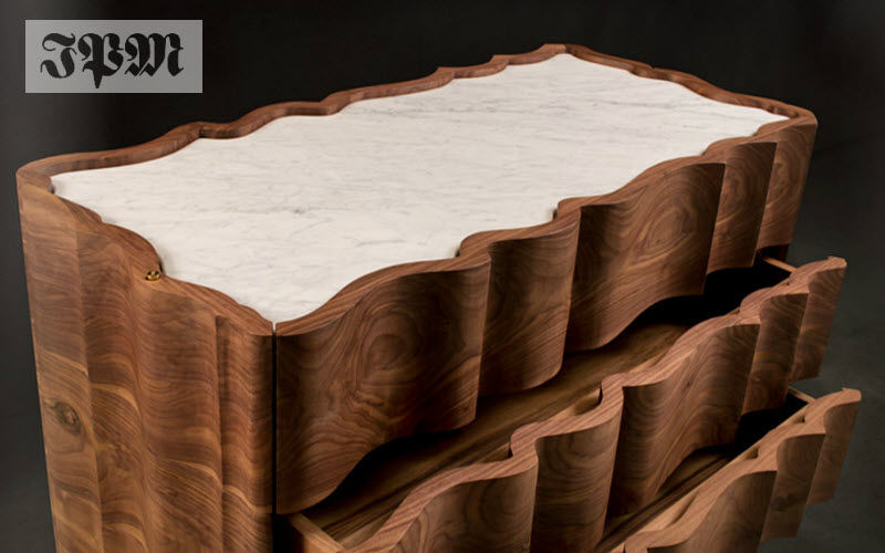 IL PEZZO MANCANTE Commode Meubles à tiroirs Rangements Chambre | Design Contemporain