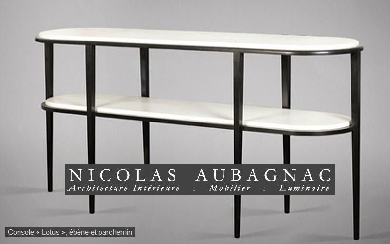 Nicolas Aubagnac Console Consoles Tables & divers  |