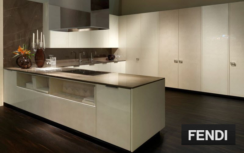 Fendi Casa    Cuisine | Design Contemporain