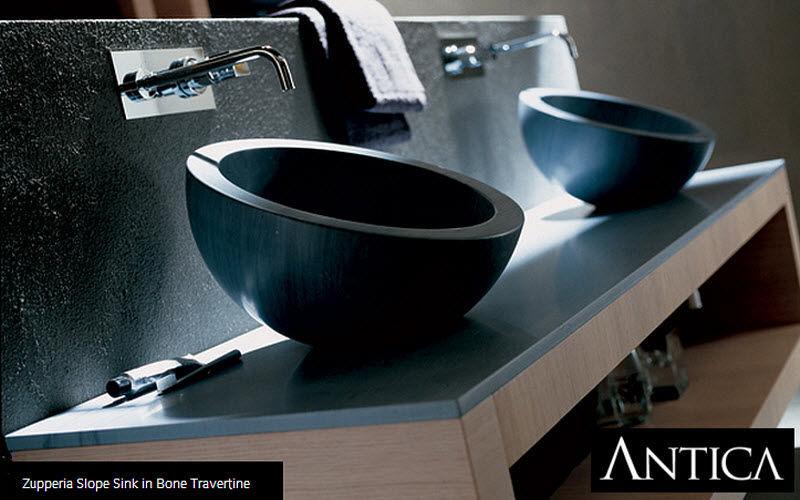 Antica Ceramica Vasque à poser Vasques et lavabos Bain Sanitaires  |