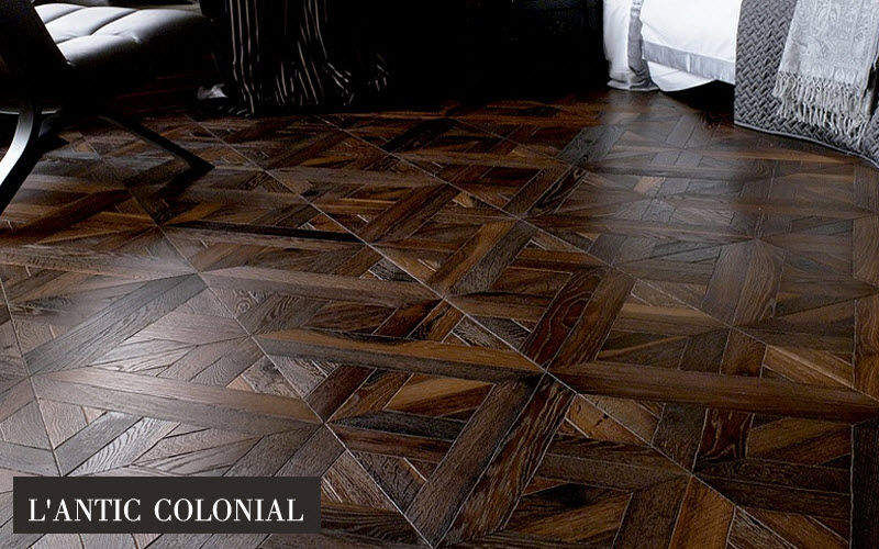 L'ANTIC COLONIAL Dalle de parquet Parquets Sols  |