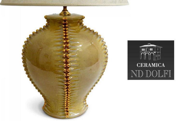 Ceramica Nd Dolfi Pied de lampe Lampes Luminaires Intérieur  |