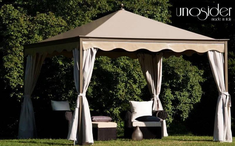 tonnelle en toile parasols tonnelles decofinder. Black Bedroom Furniture Sets. Home Design Ideas