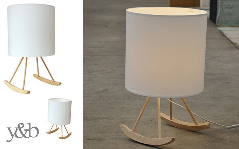 YOUNG & Battaglia Lampe à poser Lampes Luminaires Intérieur  | Décalé