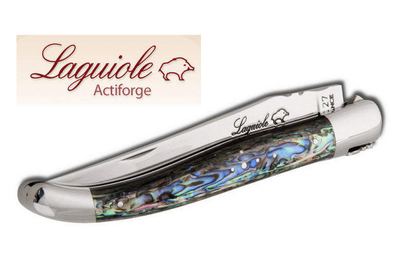 Laguiole Actiforge Couteau pliant Couteaux Coutellerie  |