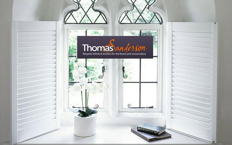 Thomas Sanderson Volet intérieur Volets Portes et Fenêtres  |