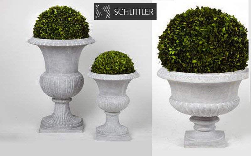 Schlittler & Co Vase Medicis Pots de jardin Jardin Bacs Pots  |