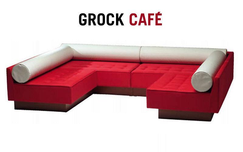 GROCK CAFE Banquette de restaurant Banquettes Sièges & Canapés  |