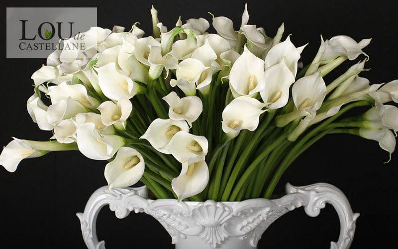 LOU DE CASTELLANE Composition florale Fleurs et compositions Fleurs et Senteurs  |