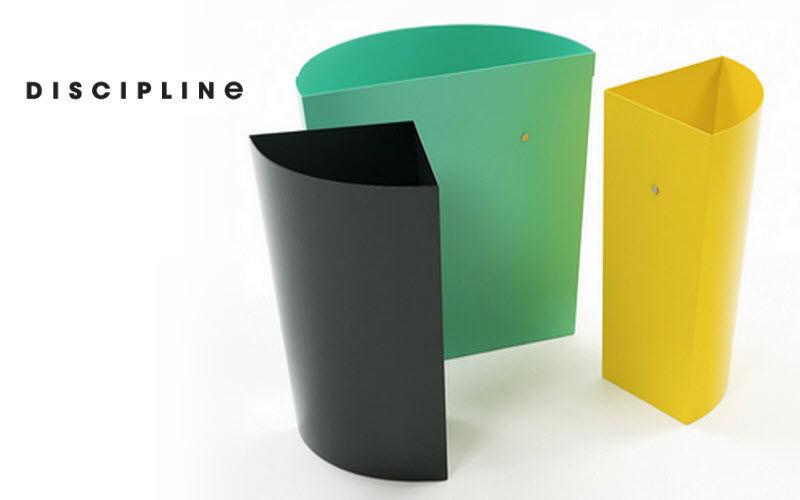 DISCIPLINE Corbeille à papier Fournitures de bureau Papeterie Accessoires de bureau  |