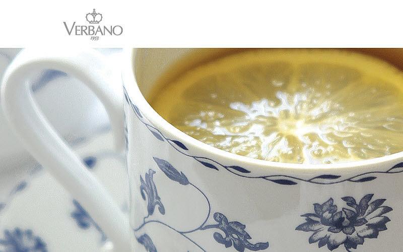 VERBANO Tasse à thé Tasses Vaisselle  |