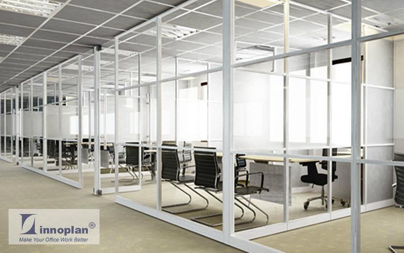 INNOPLAN Cloison de bureau Cloisons & Panneaux acoustiques Murs & Plafonds   