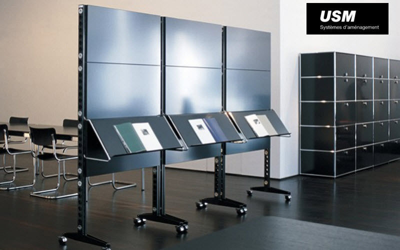 USM Cloison de séparation Cloisons & Panneaux acoustiques Murs & Plafonds  |