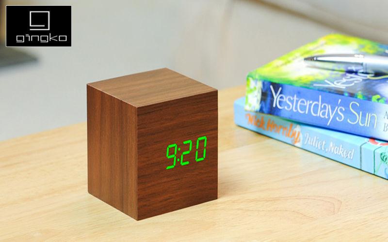 Gingko Réveil matin Horloges Pendules Réveils Objets décoratifs  |