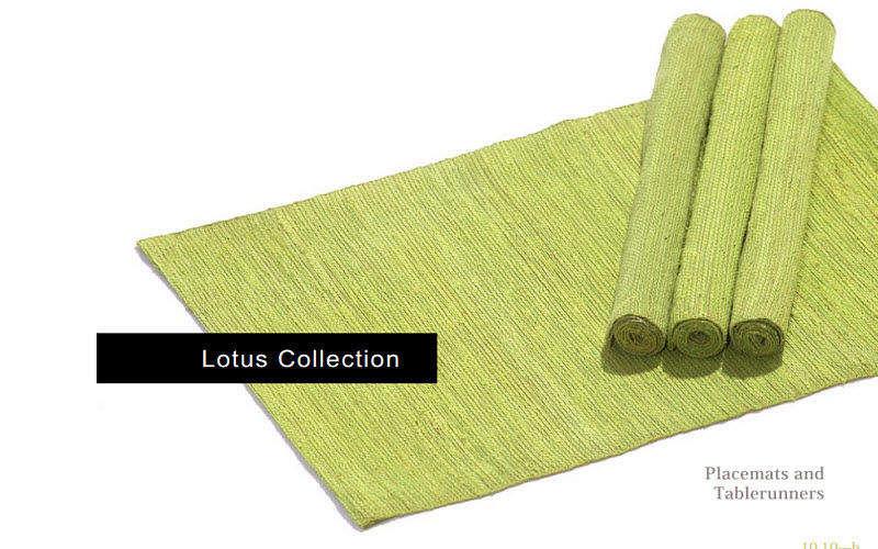 Lotus Collection Chemin de table Nappes Linge de Table  |