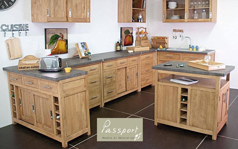 Meuble de cuisine meubles de cuisine decofinder - Customiser cuisine en bois ...