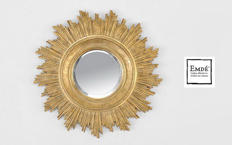 Miroir soleil miroirs decofinder for Miroir design soleil