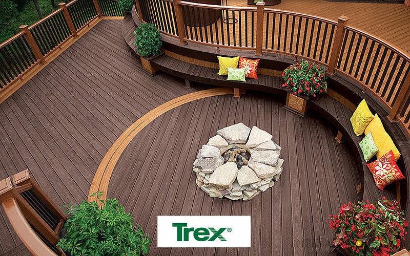 Trex Plancher de terrasse Sols extérieurs Sols  |
