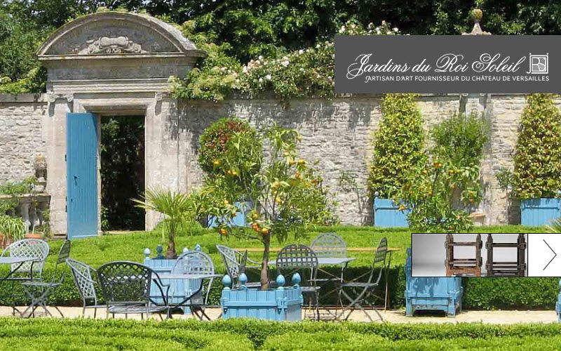 Les Jardins Du Roi Soleil Bac d'orangerie Bacs Jardin Bacs Pots  |