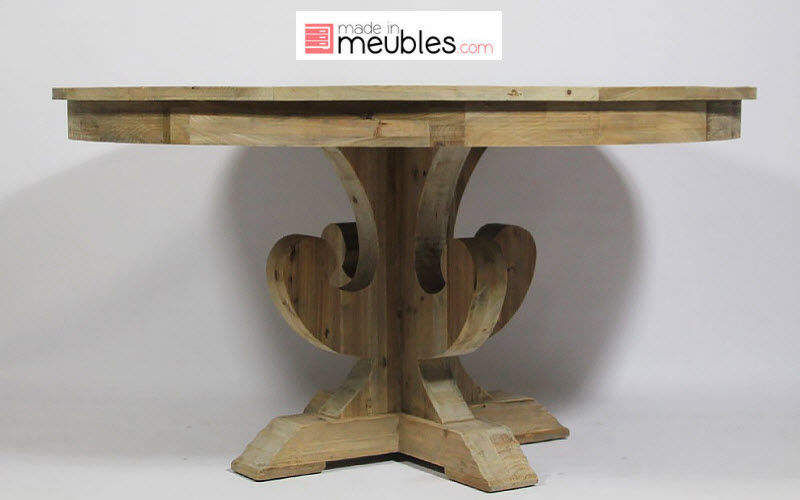 MADE IN MEUBLES Table de repas ronde Tables de repas Tables & divers  |