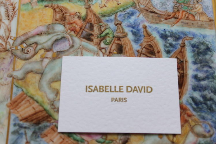 ISABELLE DAVID   