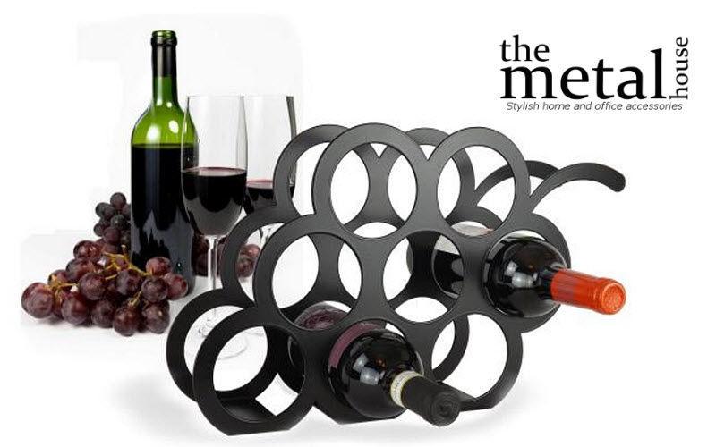 THE METAL HOUSE Range-bouteilles Racks et supports Cuisine Equipement  |