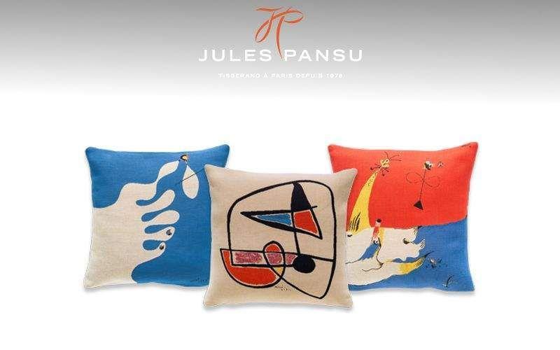 Jules Pansu Coussin carré Coussins Oreillers Linge de Maison  |