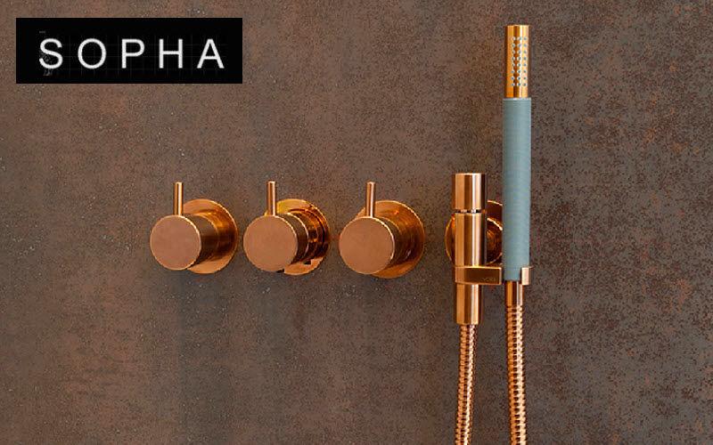 Sopha Industries Mélangeur bain douche Robinetterie Bain Sanitaires  |