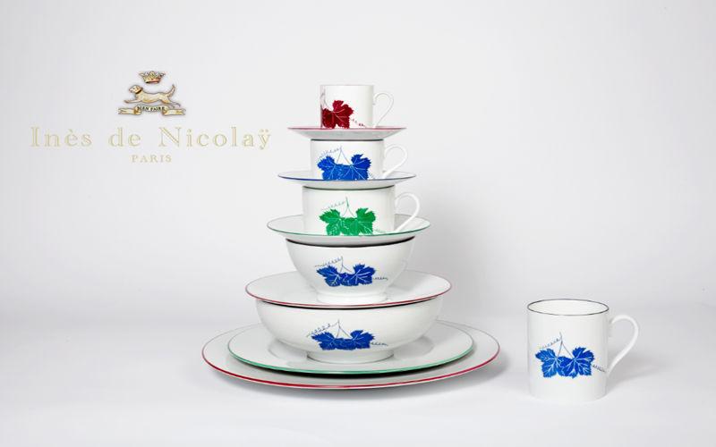 Inès de Nicolaÿ Service de table Services de table Vaisselle  |