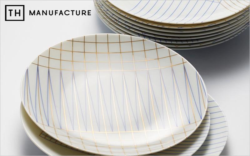 TH MANUFACTURE Assiette plate Assiettes Vaisselle  |