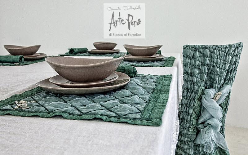 DANIELA DALLAVALLE Set de table Sets de table Linge de Table  |