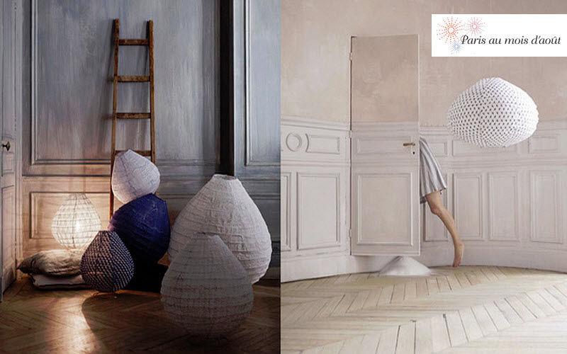 PARIS AU MOIS D'AOUT Suspension Lustres & Suspensions Luminaires Intérieur  | Charme