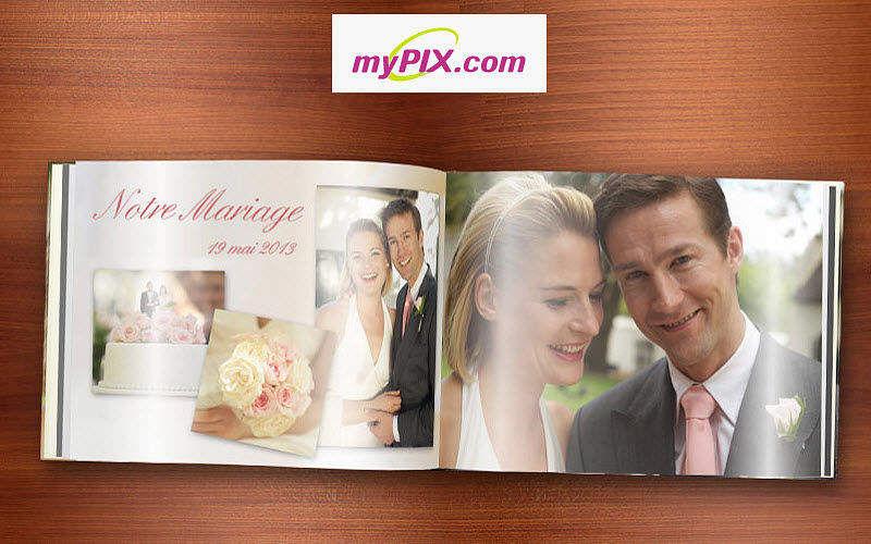 Mypix Album photo Papeterie Ecriture Papeterie Accessoires de bureau  |