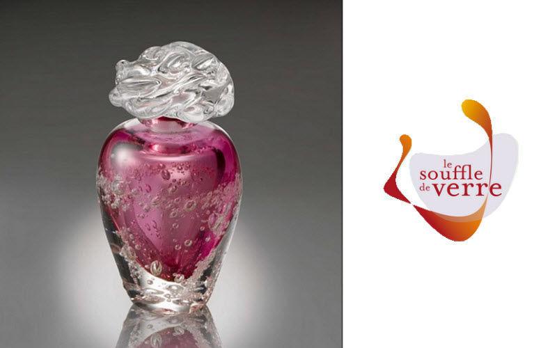 LE SOUFFLE DE VERRE Flacon de parfum Pots et flacons Bain Sanitaires  |