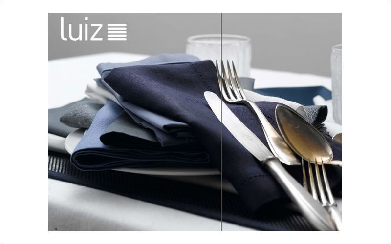LUIZ Serviette de table Serviettes Linge de Table  |