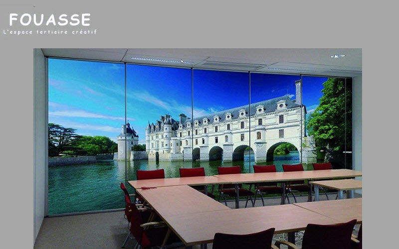 FOUASSE Cloison de séparation Cloisons & Panneaux acoustiques Murs & Plafonds  |